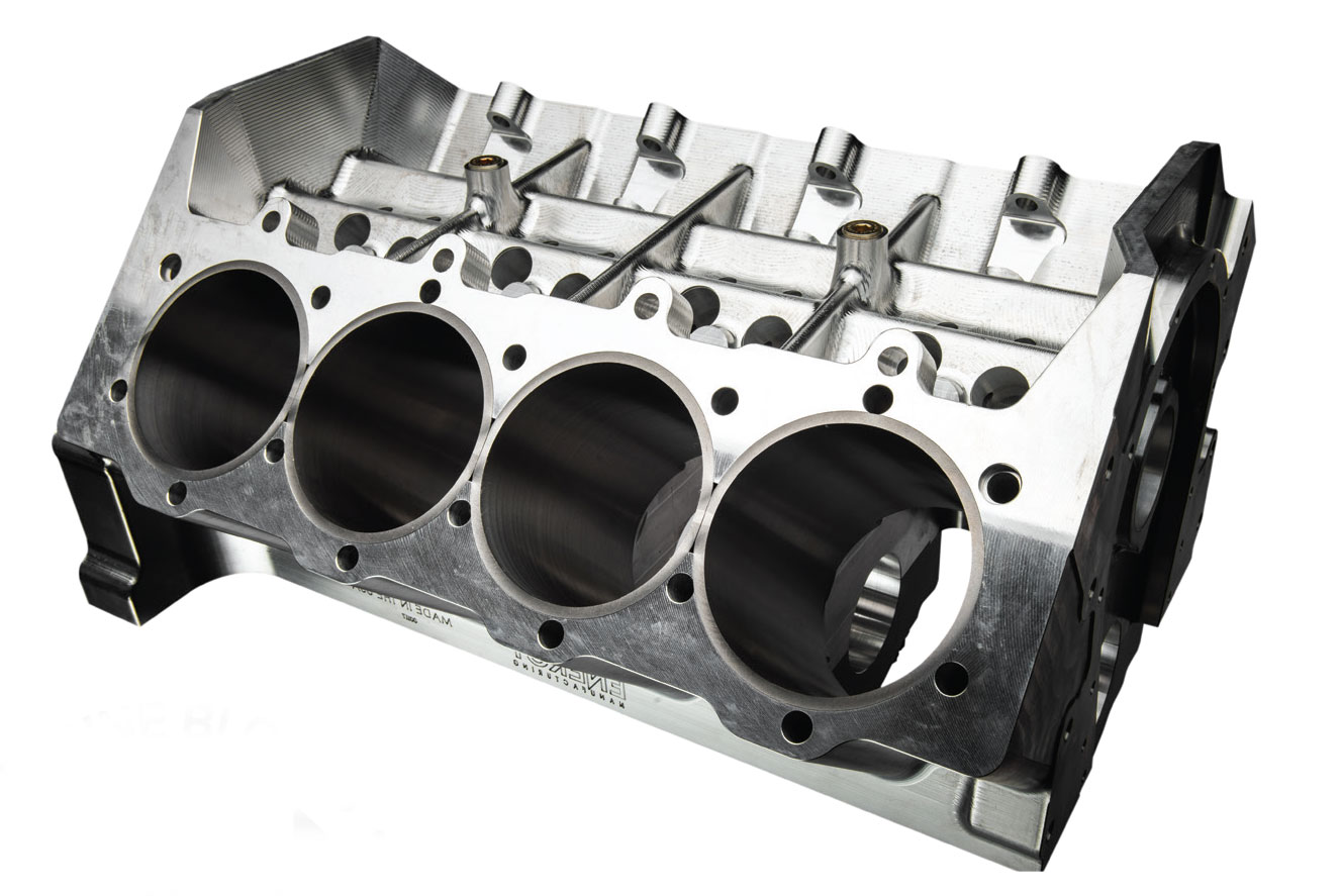 Billet Aluminum BBC Engine Blocks Image